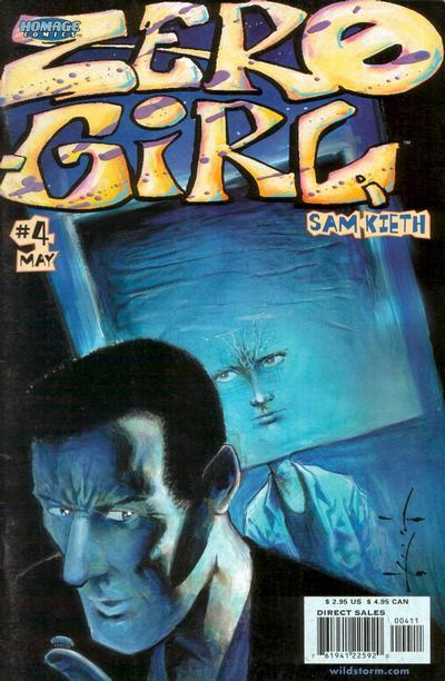 Zero Girl Vol 1 4