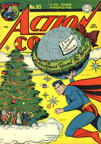 Action Comics Vol 1 93
