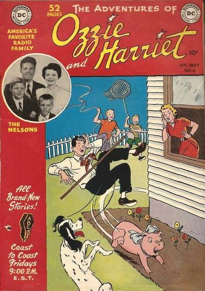 Adventures of Ozzie & Harriet Vol 1 4