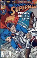 Adventures of Superman Vol 1 486