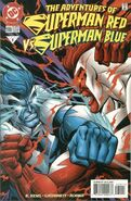 Adventures of Superman Vol 1 555