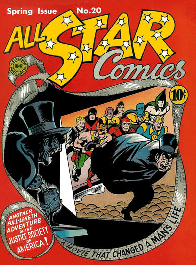 All-Star Comics Vol 1 20