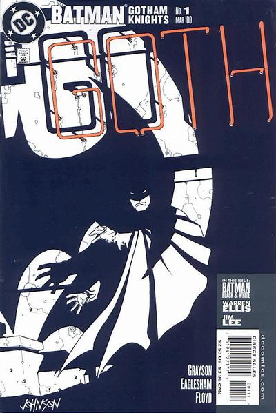 Batman: Gotham Knights Vol 1 1