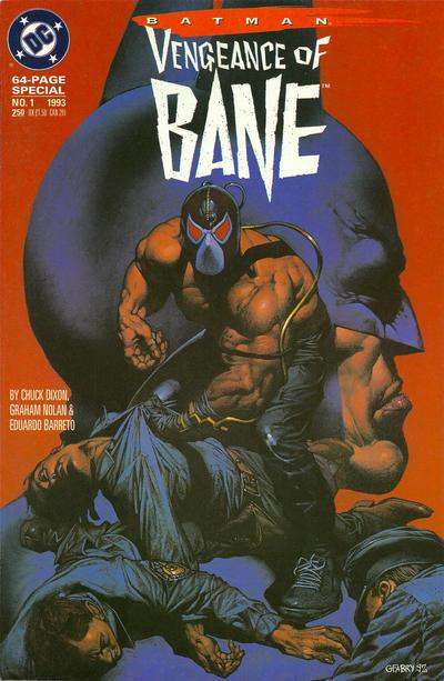Batman: Vengeance of Bane Vol 1 1