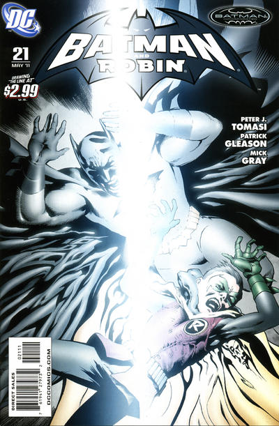 Batman and Robin Vol 1 21