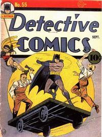 Detective Comics Vol 1 55