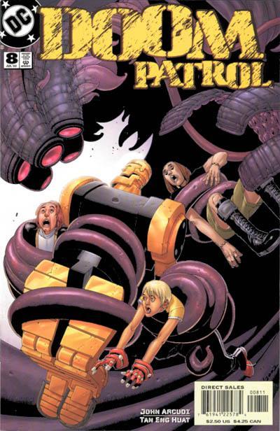 Doom Patrol Vol 3 8
