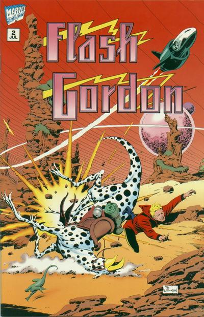 Flash Gordon Vol 6 2