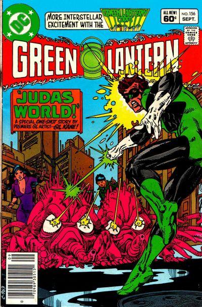 Green Lantern Vol 2 156