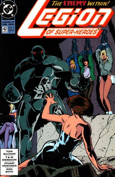 Legion of Super-Heroes Vol 4 42