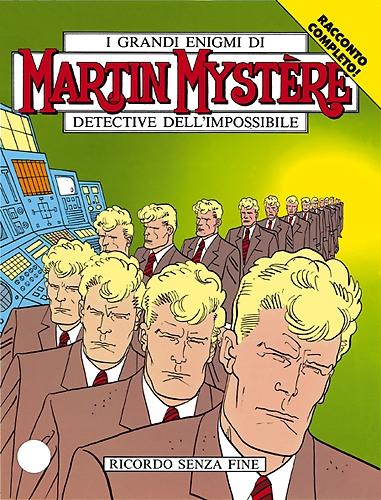 Martin Mystère Vol 1 122
