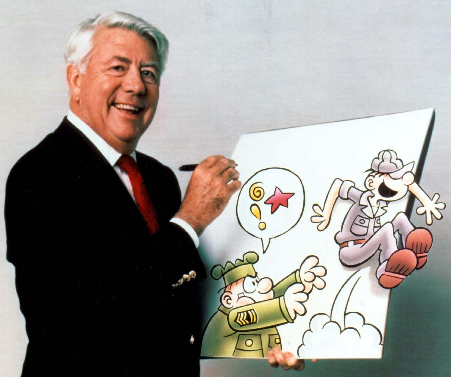Mort Walker/Gallery