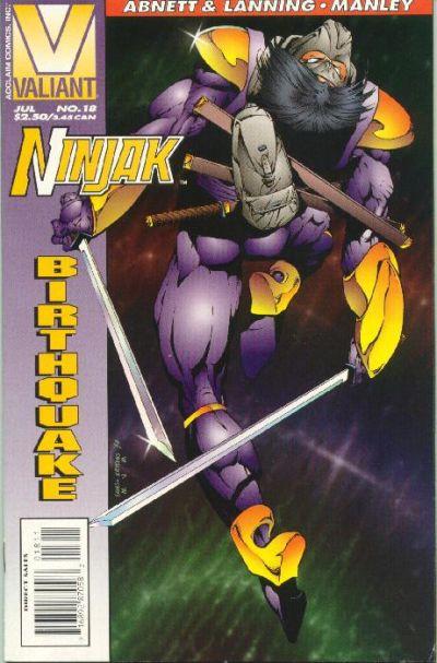 Ninjak Vol 1 18