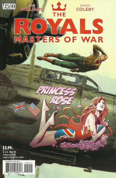 Royals: Masters of War Vol 1 2