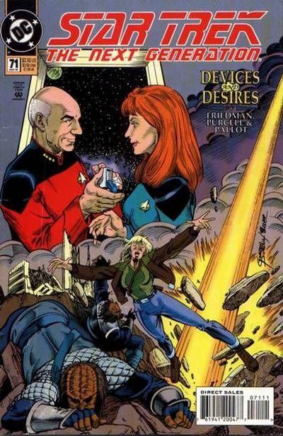 Star Trek: The Next Generation Vol 2 71