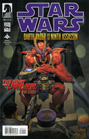 Star Wars Darth Vader and the Ninth Assassin Vol 1 1