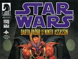 Star Wars: Darth Vader and the Ninth Assassin Vol 1 1