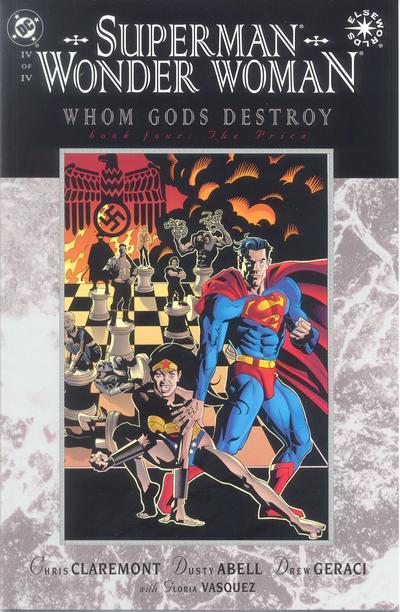 Superman/Wonder Woman: Whom Gods Destroy Vol 1 4