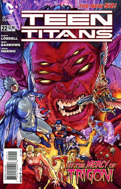 Teen Titans Vol 4 22