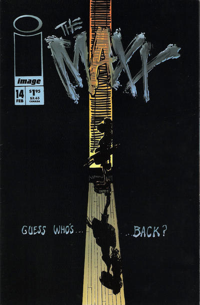 The Maxx Vol 1 14