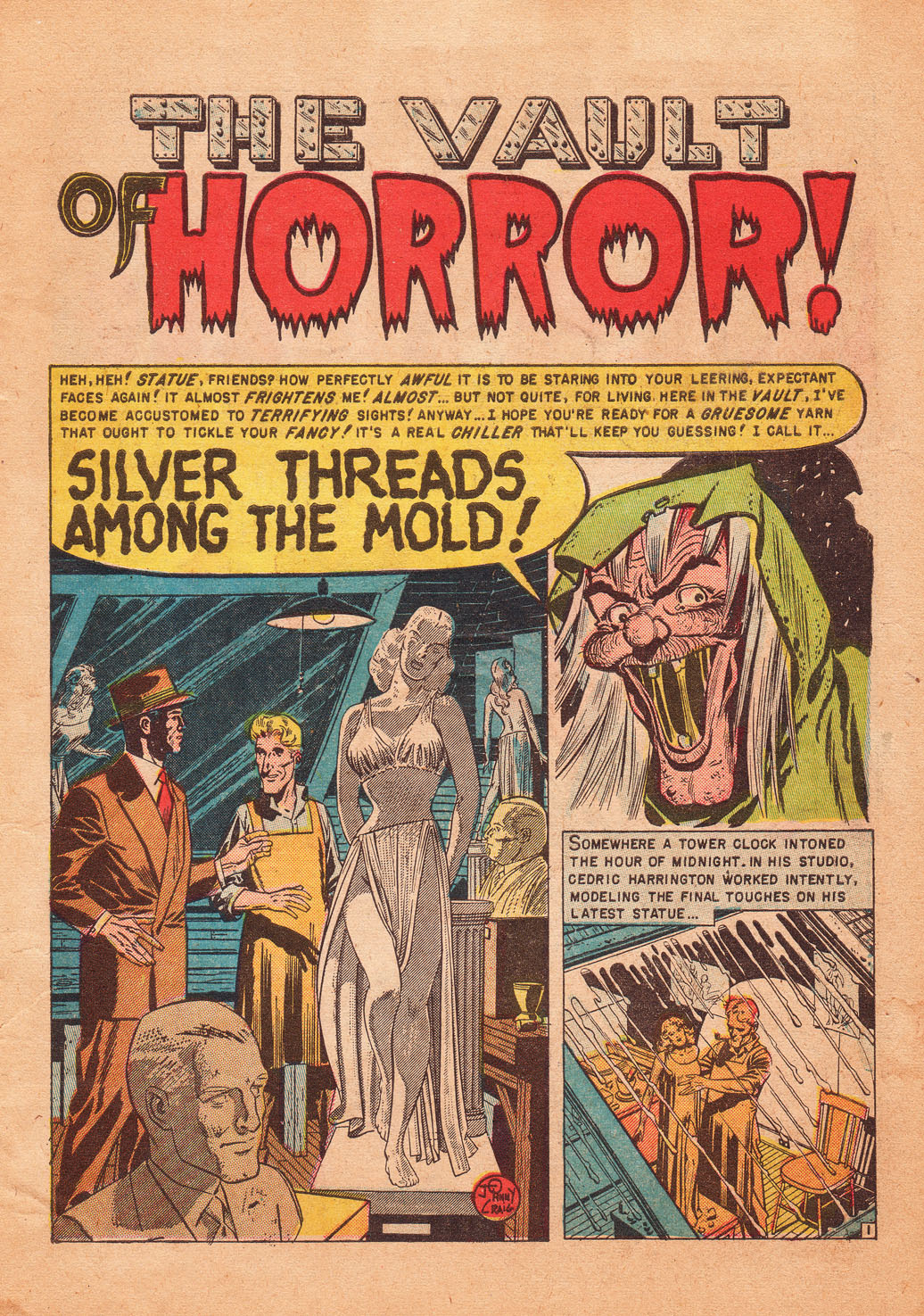 Vault of Horror Vol 1 27