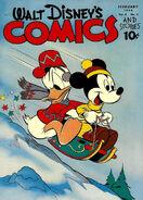Walt Disney's Comics and Stories Vol 1 41