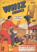 Whiz Comics Vol 1 63