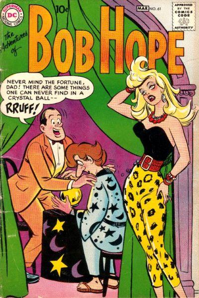 Adventures of Bob Hope Vol 1 61