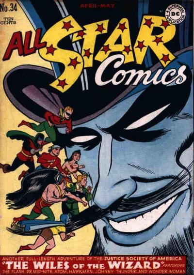 All-Star Comics Vol 1 34