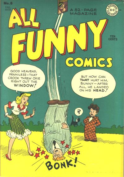 All Funny Comics Vol 1 8