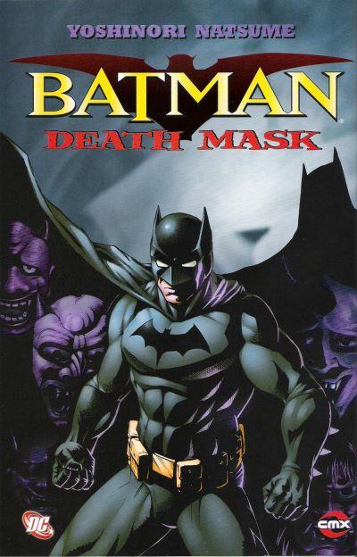 Batman: Death Mask Vol 1 1