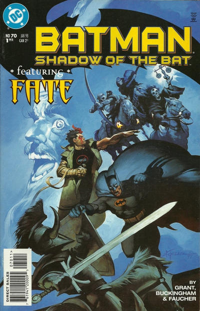 Batman: Shadow of the Bat Vol 1 70
