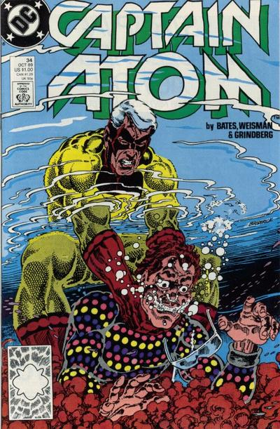 Captain Atom Vol 1 34