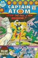 Captain Atom Vol 1 84-B
