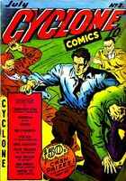 Cyclone Comics Vol 1 2
