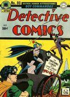 Detective Comics Vol 1 80