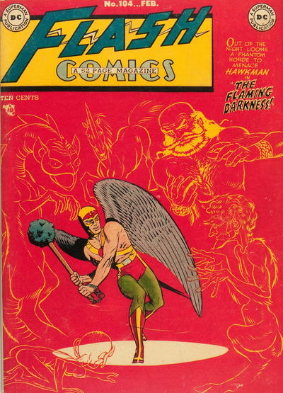 Flash Comics Vol 1 104