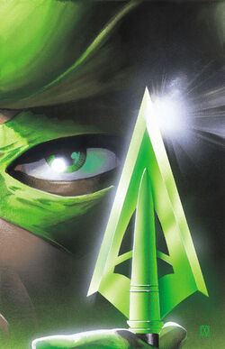 Cover for the Green Arrow by Kevin Smith Deluxe Edition Trade Paperback