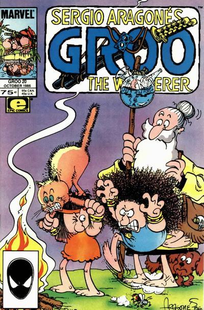 Groo the Wanderer Vol 1 20