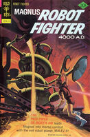 Magnus Robot Fighter Vol 1 45