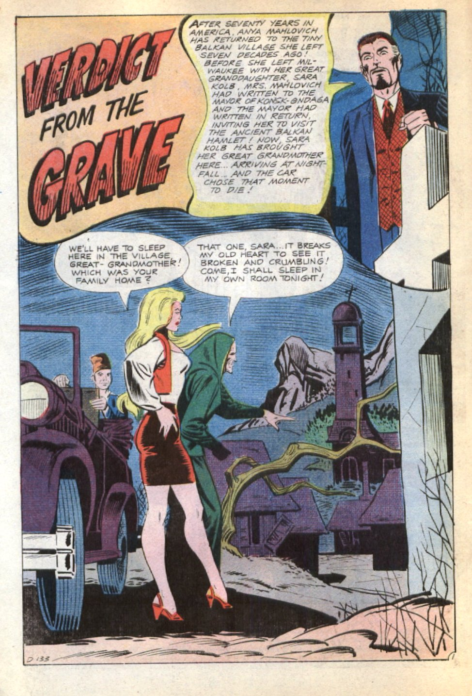 Many Ghosts of Dr. Graves Vol 1 22