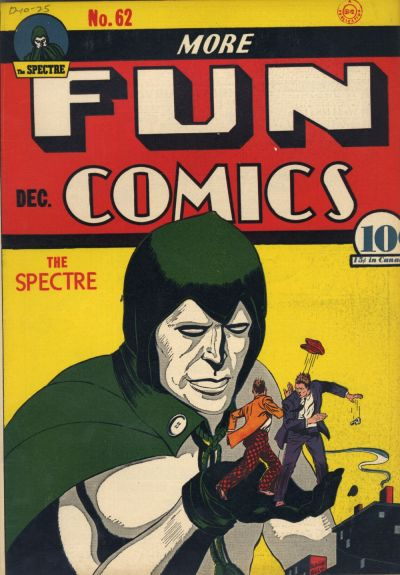 More Fun Comics Vol 1 62