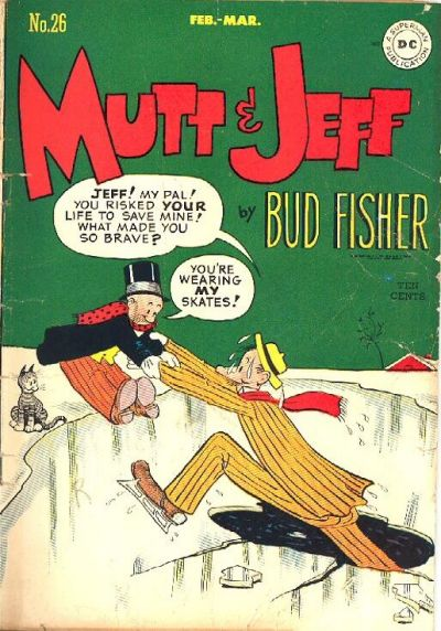 Mutt & Jeff Vol 1 26