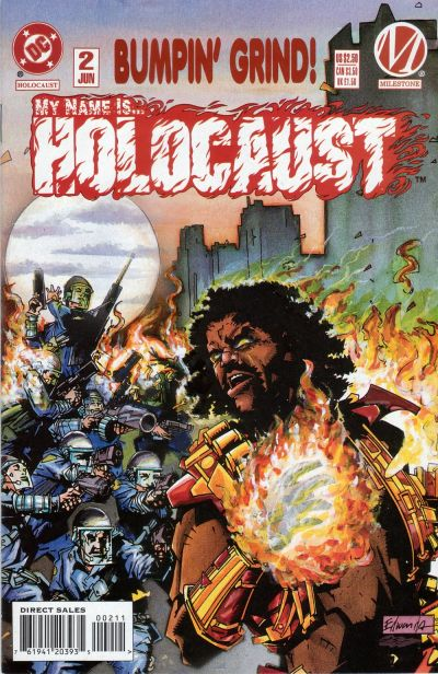 My Name is Holocaust Vol 1 2