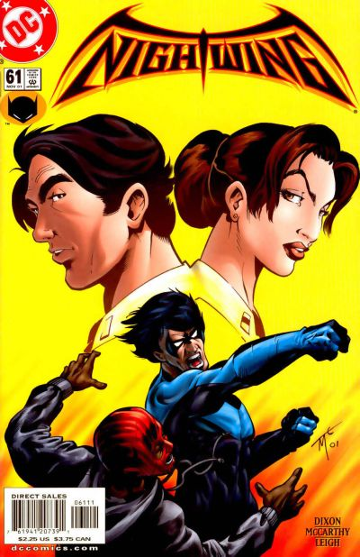 Nightwing Vol 2 61