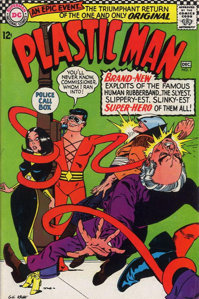 Plastic Man Vol 2