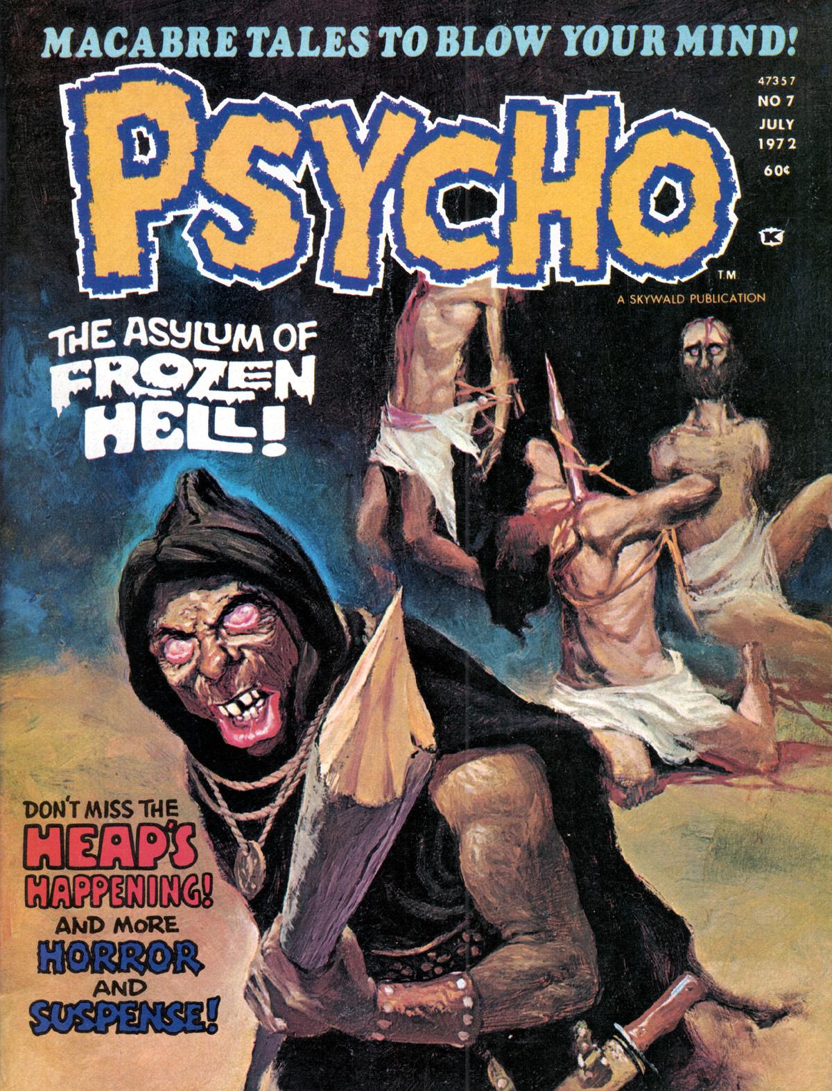 Psycho Vol 1 7