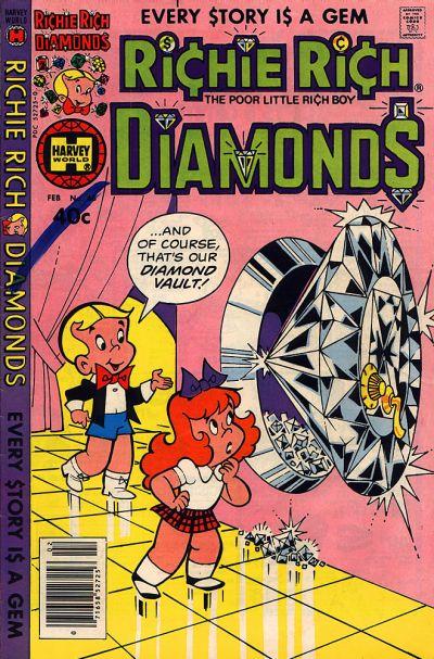 Richie Rich Diamonds Vol 1 46
