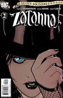 Seven Soldiers Zatanna Vol 1 2