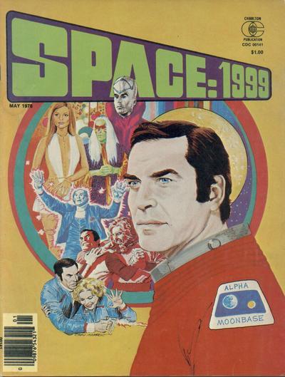 Space: 1999 Magazine Vol 1 4